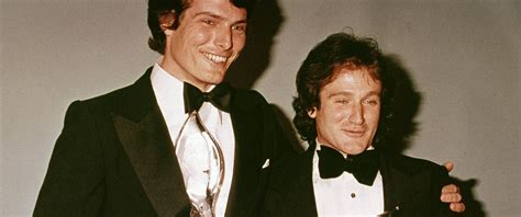 christopher reeve plays robin williams unwavering support recalled by