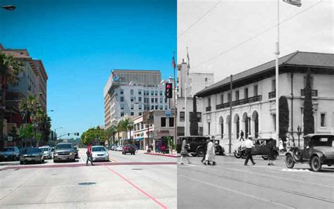 pasadena post office then and now coloradoboulevard net