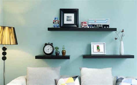 12 depth floating shelves welland 12 quot floating wall shelf display