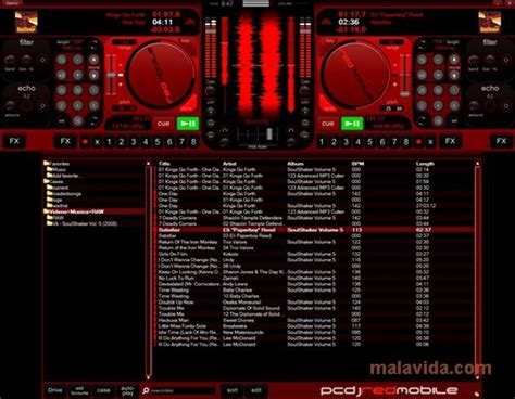 pcdj dex dj software full version free download pcdj red