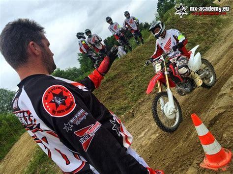 Motorrad Fahren Leicht Gemacht by Motocross Enduro Dirtbike Fahren Mx Academy Motorrad