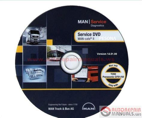 man cats ii   diagnostic software auto repair manual forum heavy equipment forums