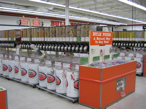bulk section saints for self reliance grocery spotlight winco foods
