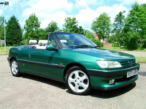 peugeot  cabrio  pictures information