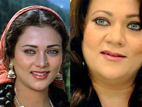 heroine ke photo dekha ram teri ganga maili s mandakini then and now