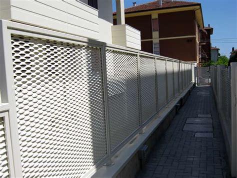 recinzioni per giardini recinzioni metalliche ravenna imola progettazione