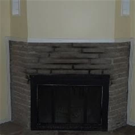 How To Get Soot Fireplace Brick by How To Get Soot Fireplace Brick On The Cheap