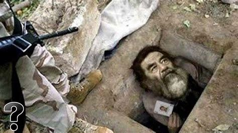 Where They Found what if saddam hussein was never captured