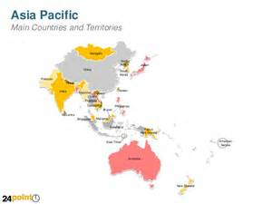 Map Of Asia Pacific by Map Of Asia Pacific Region Pictures To Pin On Pinterest