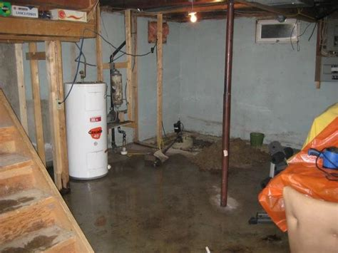 basement waterproofing in saskatchewan leaky