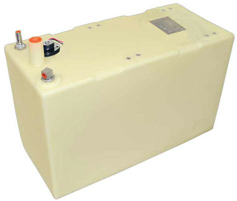 paint boat gas tank 20 gallon permanent below deck boat fuel tank