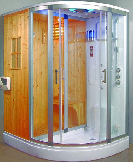 doccia con sauna prezzi box doccia idromassaggio 170x130 con sauna finlandese