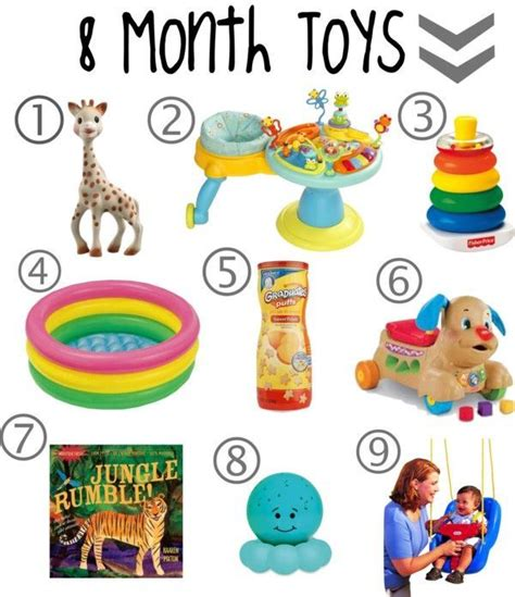 best christmas gifts for 6 month olds top toys for 7 8 month top toys and babies