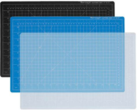 Dahle Cutting Mat by Dahle Vantage Self Healing Cutting Mat Black 24 Quot X 36