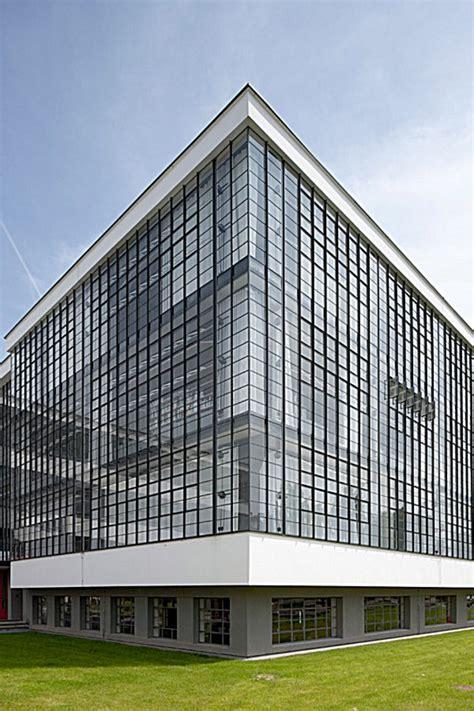 Bauhaus Dessau Walter Gropius by Bauhaus Building By Walter Gropius 1925 26 Bauhaus