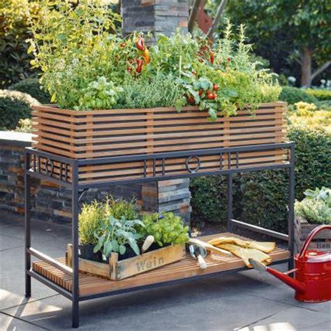 terrasse hochbeet hochbeet bauen und bepflanzen so geht s living at home