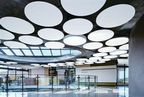 acoustical ceiling clouds soundscapes shapes acoustical clouds daycare inspiration