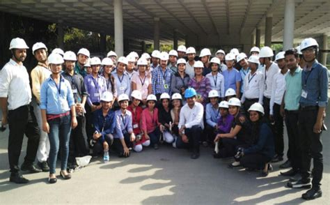 Tata Mba College by Srmu Organizes Industrial Visit To Tata Motors Collegedekho