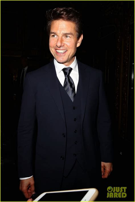 Tom Cruise Puts On A Budget by Tom Cruise The Mummy Cast Put On Their Best For