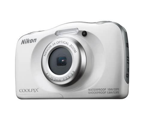 nikon digital coolpix nikon coolpix w100 waterproof compact specs