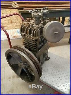 quincy model   air compressor pump head air