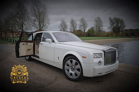 bentley phantom white white rolls royce phantom wedding car hire