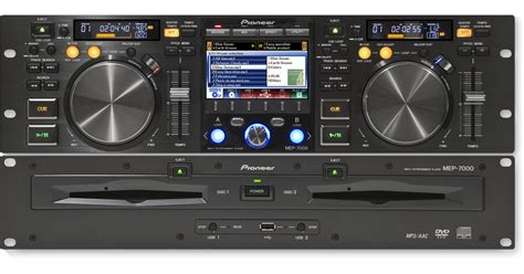 Dj Player mep 7000 archived multi entertainment player and