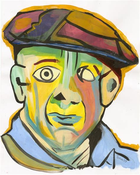what style of did picasso use picasso in picasso s style by trulysmiling on deviantart