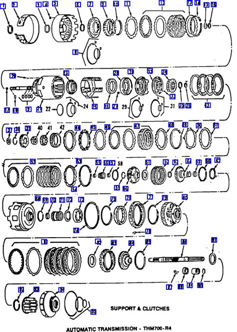 schematics for 4l60e transmission get free image about
