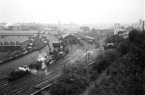 Worcester Sheds railways in worcestershire