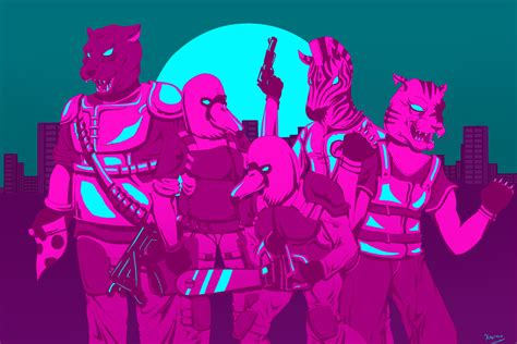 92 3 the fan live hotline miami the fans by xinima on deviantart