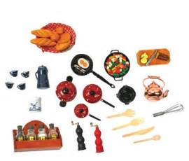 Melissa And Doug Play Kitchen Accessories Melissa Doug Victorian Dollhouse Accessories Kitchen
