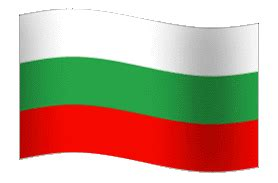 animated bulgaria flags bulgarian clipart