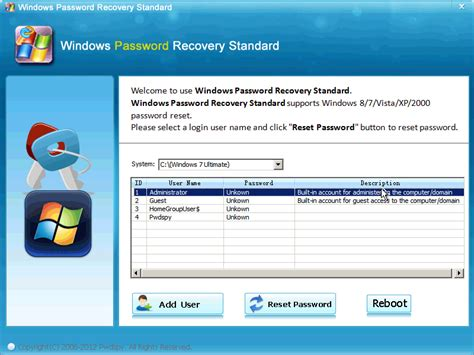 windows reset the password reset windows password for windows 10 free download on
