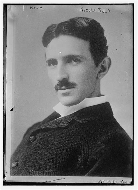 Tesla Nicolas Did You That A German Threatened To Shoot Marconi For