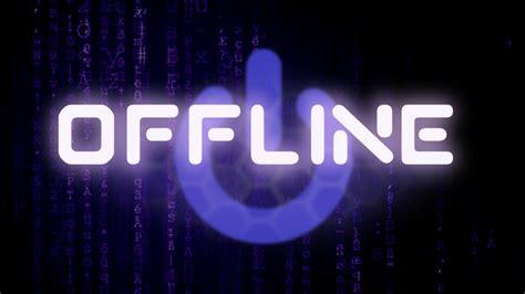 Twitch Offline By Kristenthesawggin On Deviantart Twitch Offline Banner Template