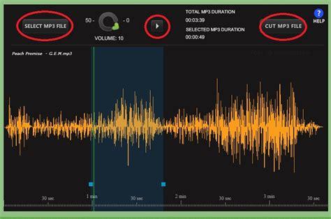 download mp3 cutter offline how to trim audio online and offline leawo tutorial center