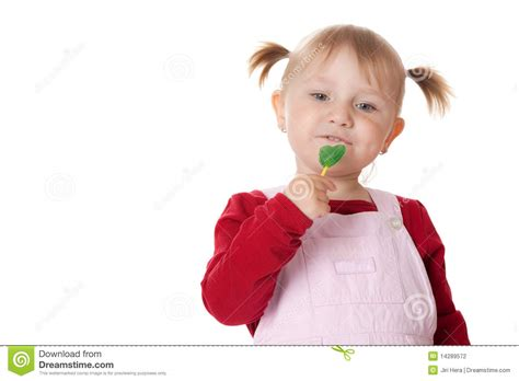 Replace A Kitchen Faucet feet little lollipop girl sweet lollipop stock photo