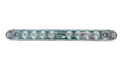 Led Strobe Light Strips Tm100 Series 16 Quot Flush Mount Flash Strobe Lens
