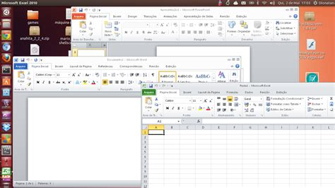 tutorial excel linux como instalar o microsoft office 2010 no linux tutorial