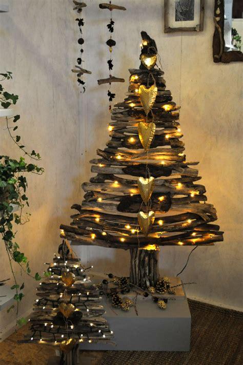 image de no235l charmant sapin de noel en bois flotte 1 sapin de no235l archive d233corations naturelles en