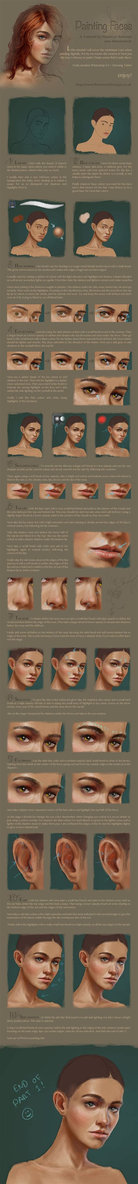 watercolor tutorial part 1 25 best ideas about portrait paintings on pinterest