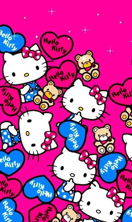 iphone home screen wallpaper hello kitty 17 best images about wallpaper on pinterest so kawaii