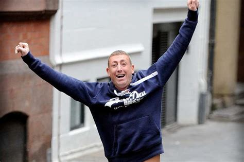 liverpools x factor star christopher maloney shows off new tattoo chris maloney hops to it for charity liverpool echo