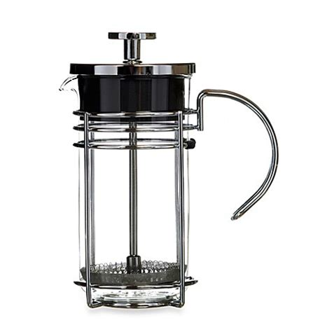 bed bath and beyond french press buy grosche madrid 3 cup french press from bed bath beyond