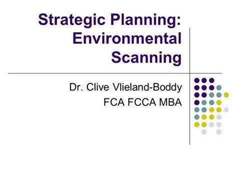 environmental scan template accounting environmental scan eu authorstream
