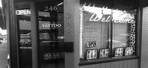 tattoo shop denver world studio custom shop in denver colorado