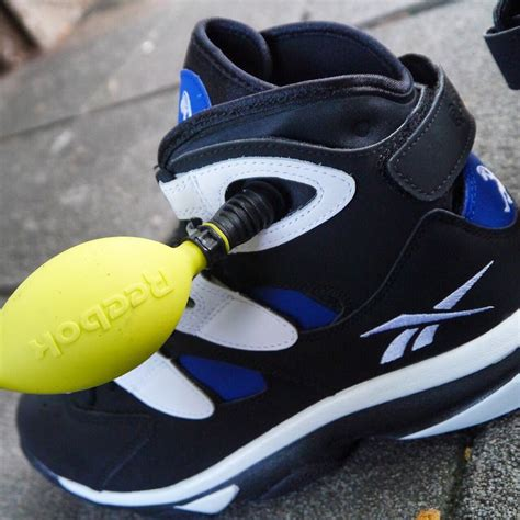 basketball pumps shoes 7 best reebok images on reebok pumps and