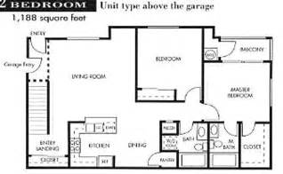 Garage Plans With Apartment Above Floor Plans by Garage Apartment Floor Plans 3 Car Garage The Seville