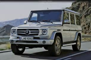 2016 mercedes g class rendering photo 00 554869